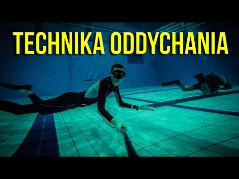 Technika oddychania - Freediving