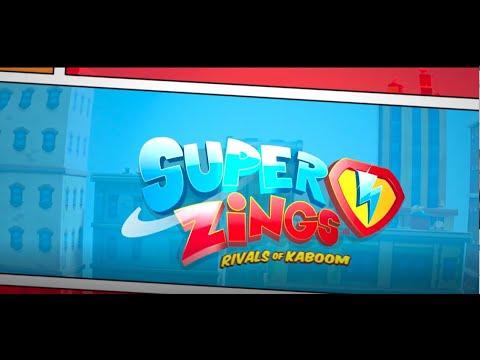 Musique publicité GOLIATH Spot Super Zings    Juillet 2021