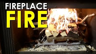How to Build A Fireplace Fire | The Art of Manliness