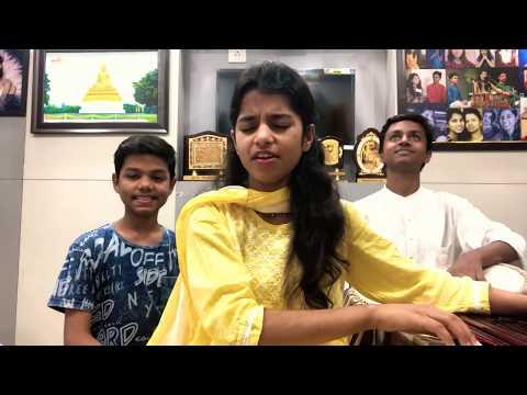 Payo ji maine raam ratan dhan paayo by Maithili Thakur, Rishav Thakur and Ayachi Thakur