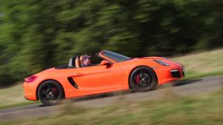 How to Photograph Cars  : Action photography tutorial featuring Porsche Boxster S