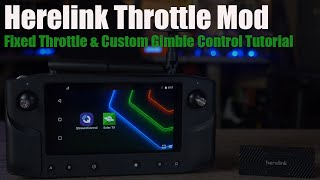 Herelink Fixed Throttle Mod For Fixed Wing & Drones