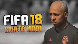FIFA 18 - CAREER MODE CARLITOS !!
