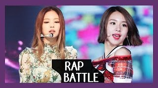 [BATTLE RAP] Chaeyoung (Twice) VS. Jennie (BlackPink)
