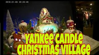 Yankee Candle Village | Christmas Village