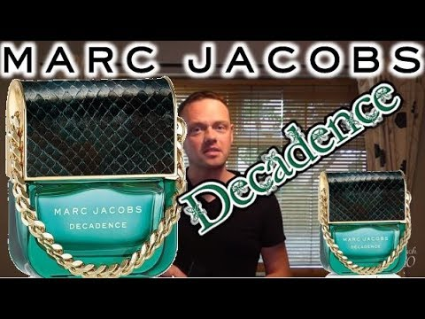 """Marc Jacobs """"Decadence"""" Fragrance Review"""