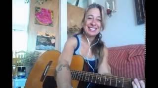 Karen Jaynes singing By Thy Grace (Snatum Kaur)