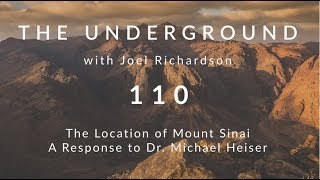 The Location of Mt Sinai: A Response to Dr Michael