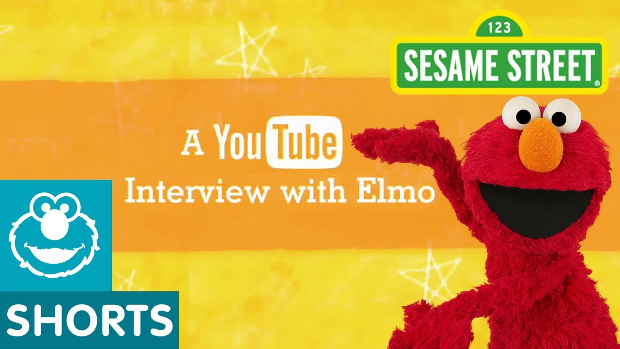 Sesame Street: Elmo's YouTube Interview
