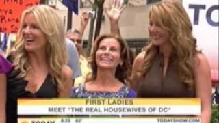 The Cast Of The Real HouseWives Of DC @ The Today Show