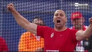 Men Discus Throw Final European Athletics Championships 2016