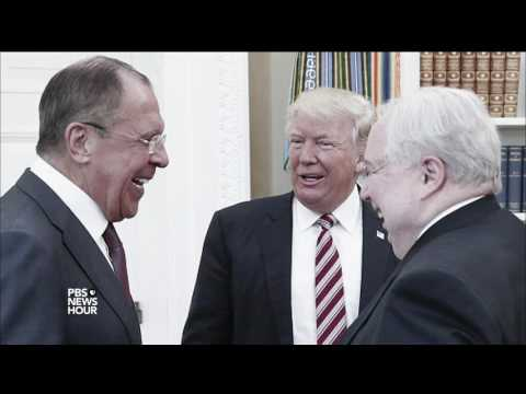 UPDATED: Trump revealed highly classified material to Russian officials, Washington Post reports