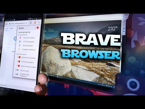 Download Brave Browser for PC and Android, fast and secure Mp4 HD Video and MP3