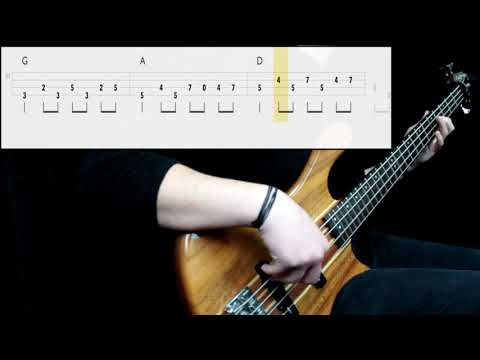, title : 'Elvis Costello - This Year's Girl (Bass Cover) (Play Along Tabs In Video)'