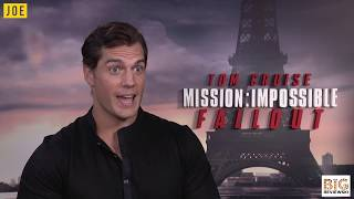 Wow! Henry Cavill Reveals What He REALLY Thinks Of Tom Cruise & Mission: Impossible