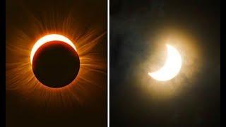 Солнечное затмение 13 июля 2018 и СУПЕРЛУНА. Невероятно но факт Solar Eclipse