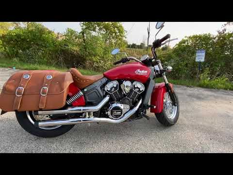 2016 Indian Scout™ in Muskego, Wisconsin - Video 1