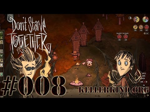 Don't Starve Together #8 – A new Hope ★ Speedy plays Don't Starve Together [HD|60FPS]