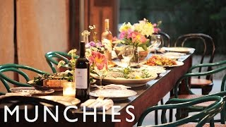 The Perfect Birthday Dinner Party: The Dinner Bell