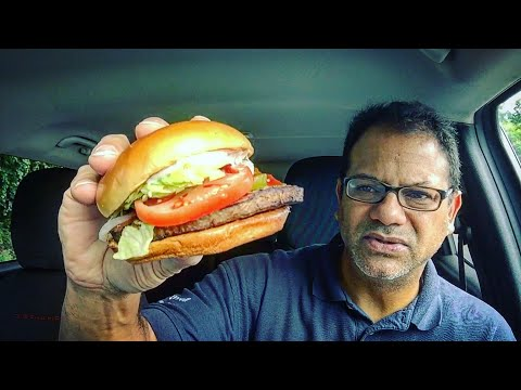 The Impossible Whopper   average guy tested