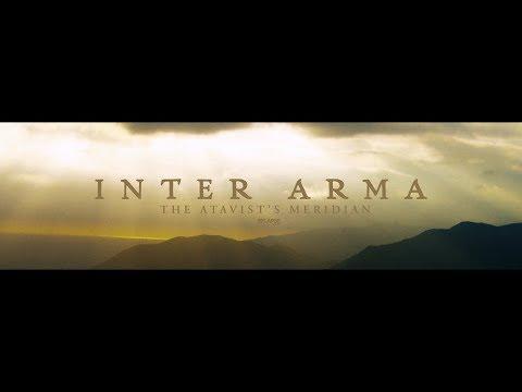 INTER ARMA - The Atavist's Meridian (Official Music Video) online metal music video by INTER ARMA