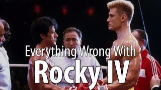 Everything Wrong With Rocky IV In Some Minutes