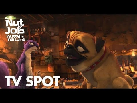 The Nut Job 2: Nutty by Nature (Trailer 'Animals vs. Humans')
