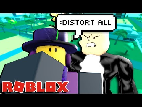the OWNER gave me ADMIN COMMANDS...(roblox)