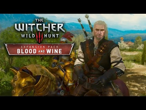 The Witcher 3: Wild Hunt - Blood and Wine Expansion Pack (PC)