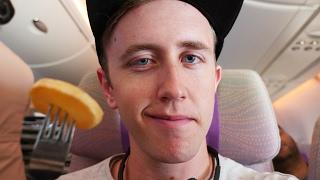 นั่งเครื่องบินสุดหรูไปเที่ยว AFRICA!! (Emirates)