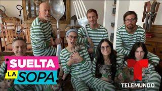 Bruce Willis Y Demi Moore Están Juntos En La Cuarentena | Suelta La Sopa