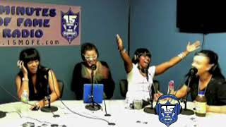 THROWBACK LADY LUCK, SHEISHIPHOP AND J SASS FREESTYLE