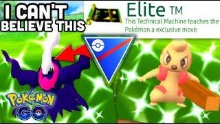 Timburr  - (Pokémon) - ELITE TM ANNOUNCED IN POKEMON GO   Shiny Darkrai from GBL   Shiny Timburr release