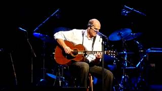 James Taylor in Naples - Frozen man