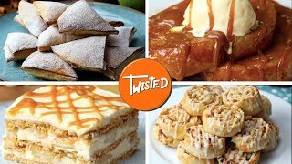 9 Tasty Fall Inspired Desserts  | Homemade Apple Pie | Twisted