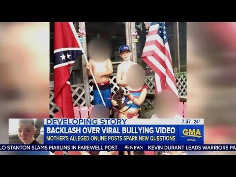 Keaton's Mother Addresses Confederate Flag FB Post - GMA