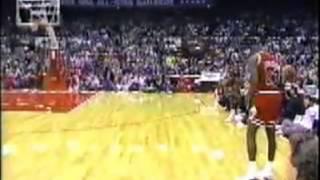 Michael Jordan - 1988 NBA Slam Dunk Contest (Champion)
