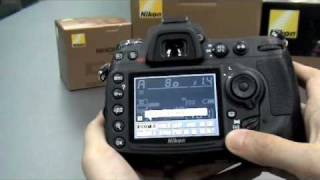 Nikon D300S First Impression Video by DigitalRev