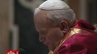 1985 12 20 Giovanni Paolo II istituisce la Gmg