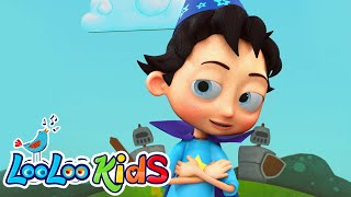 If You're Happy and You Know It 👏 THE BEST Song for Children | LooLoo Kids