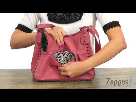 Jessica Simpson Selena Top Zip Crossbody SKU: 9075492