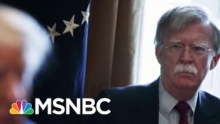 The Whistleblower Had Plenty Of Company In His Concern | Deadline | MSNBC