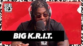Big K.R.I.T. Freestyle Over Camouflage Instrumental | Bootleg Kev & DJ Hed