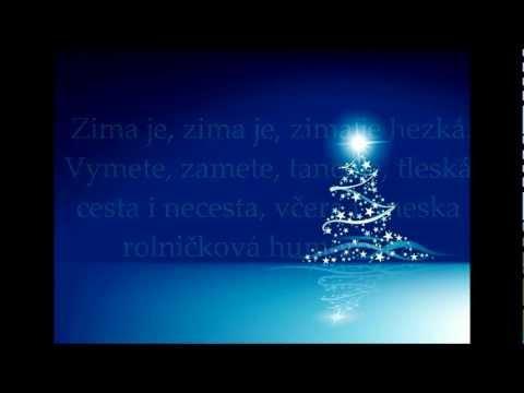 Hana Zagorová - Zima, zima, zima