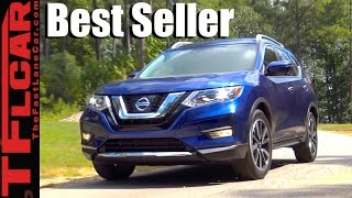 2017 Nissan Rogue First Drive Review: Why the Rogue is Nissan