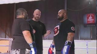 Inside gang fight night:Head Hunters vs Stormtrooper Outlaw