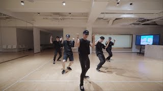 NCT TEN '夢中夢 (몽중몽; Dream In A Dream)' Dance Practice _THE STATION ver.