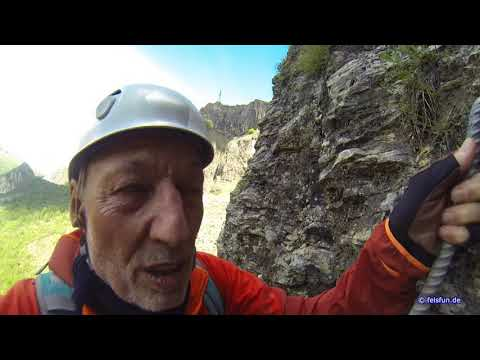 Via Ferrata Funs de Entracque (Ico Quaranta) - Mai 2018