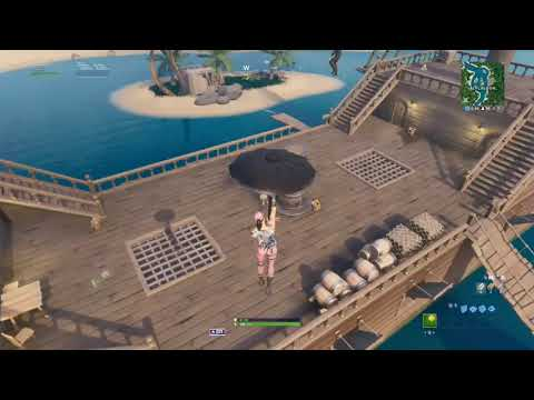 DONT LAND ON THE CROWS NEST IN FORTNITE