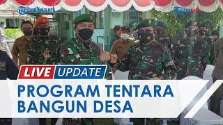 Program Tentara Bangun Desa ke 111 di Kota Bitung Digelar, TNI Sasar Beberapa Lokasi Utama